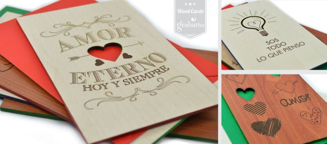 Wood card Grabatto 4