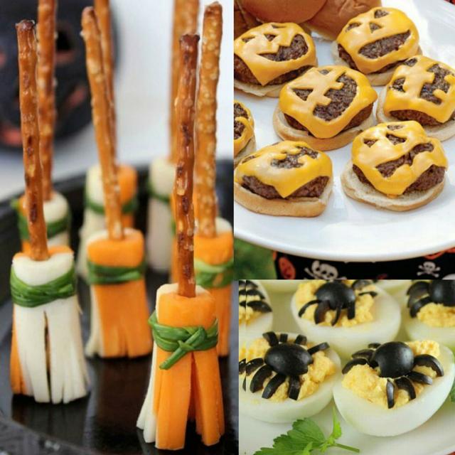 Ideas de que servir a los invitados para comer. Encontrado en Pinterest